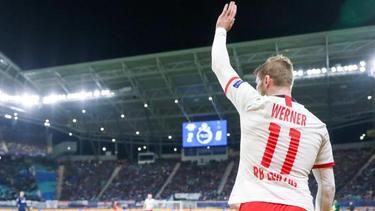 Timo Werner verließ RB Leipzig im Sommer 2020