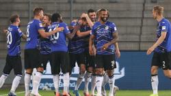 Arminia Bielefeld steht schon vor dem letzten Spieltag als Meister der 2. Liga fest