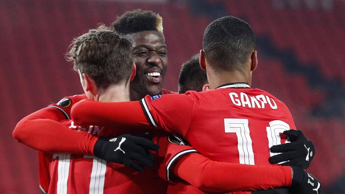 PSV Eindhoven gewann gegen Omonia Nikosia