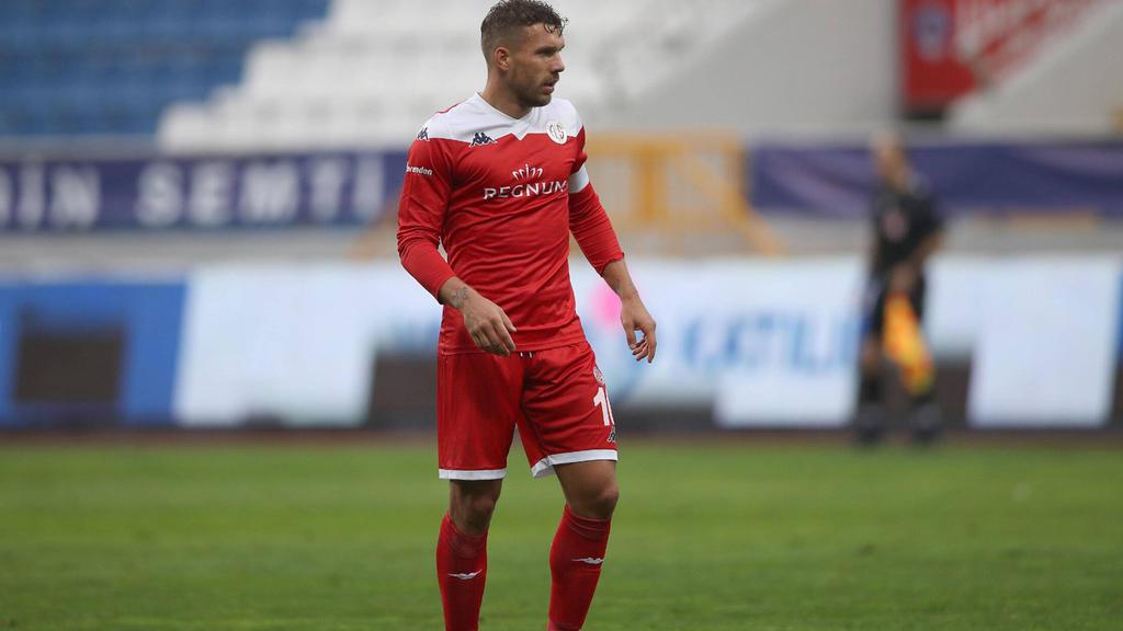 Eine Rückkehr zum 1. FC Köln ist für Lukas Podolski kein Thema