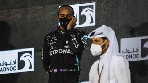 Weiter Spekulationen um die Formel-1-Zukunft von Lewis Hamilton