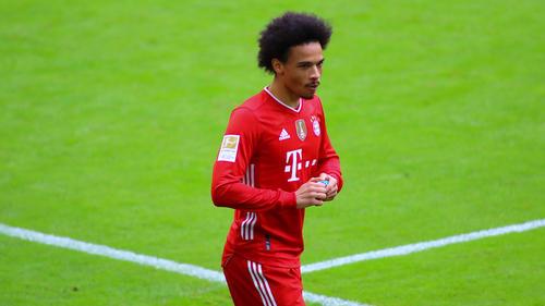 Leroy Sané spielt seit 2020 beim FC Bayern