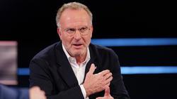 Karl-Heinz Rummenigge geht mit dem FC Bayern hart ins Gericht