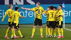 Verlässt Julian Brandt (l.) den BVB im Sommer?