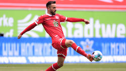 Kenan Karaman verlässt Fortuna Düsseldorf