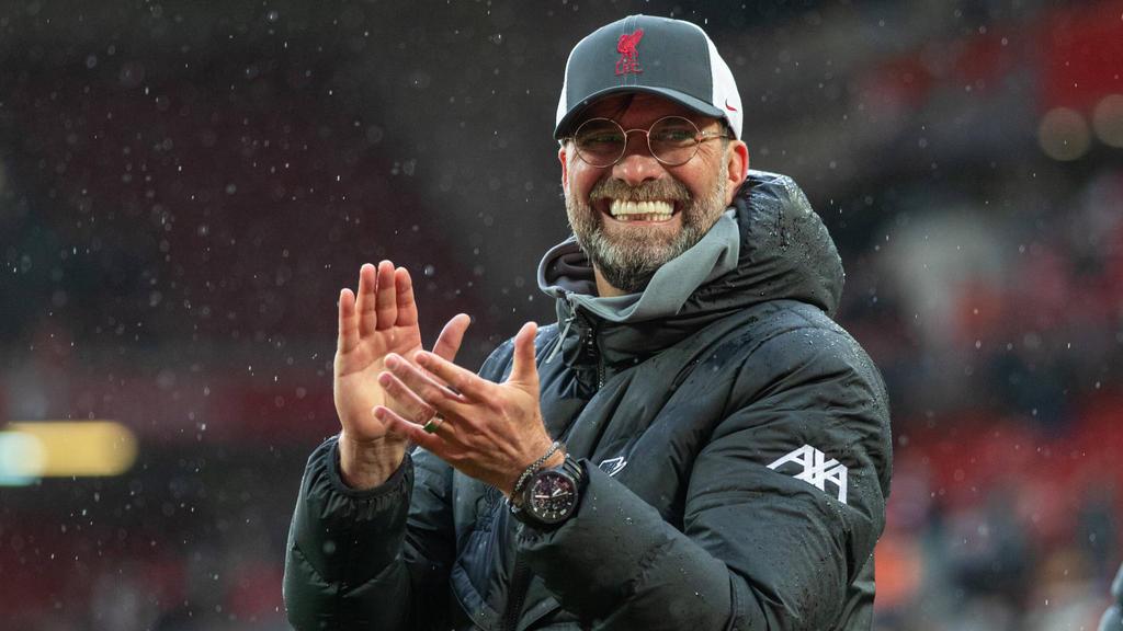 Jürgen Klopp und der FC Liverpool spielen in der nächsten Saison in der Champions League