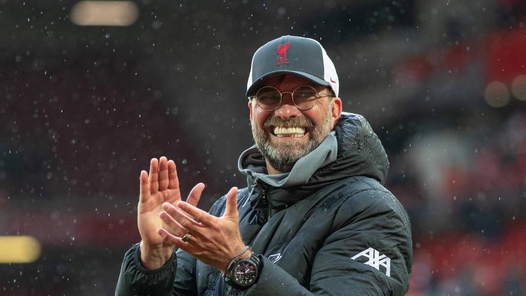 Jürgen Klopp blickt auf das zweite deutsche EM-Spiel voraus