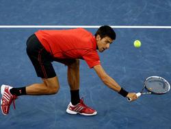 Djokovic muss sich beugen