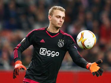 Jasper Cillessen, guardameta del Ajax de Ámsterdam. (Foto: Getty)