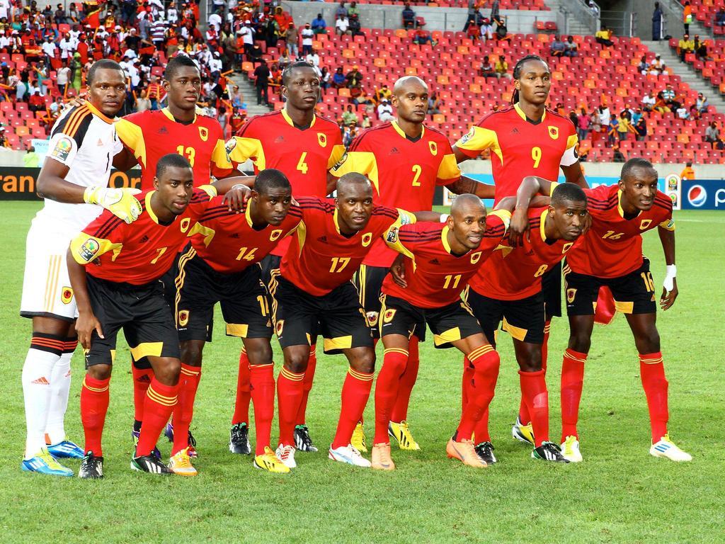 Angola tendrá que seguir su camino sin Romeu Filemon. (Foto: Getty)