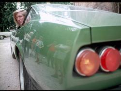 Der grüne Flitzer