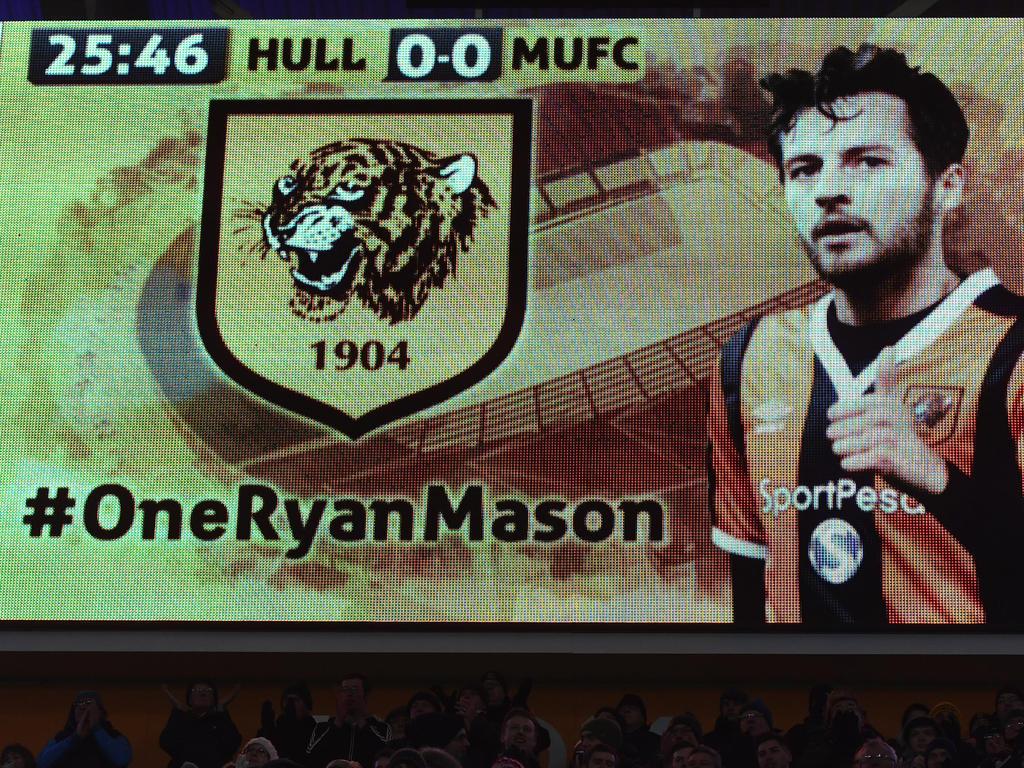 Muss seine aktive Laufbahn aufgrund eines Schädelbruchs beenden: Ryan Mason
