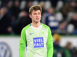 Robin Knoche droht aufgrund von Aduktorenproblemen gegen Hertha BSC auszufallen