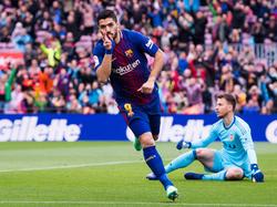 El Barcelona tiene ahora 14 puntos de ventaja sobre el Atlético. (Foto: Getty)