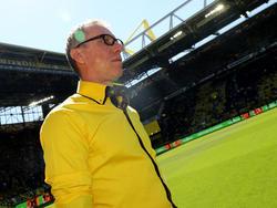 Für BVB-Coach Peter Stöger kam die Pleite seines Teams nicht überraschend