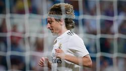 Luka Modric wurde wohl heftig von Inter umworben