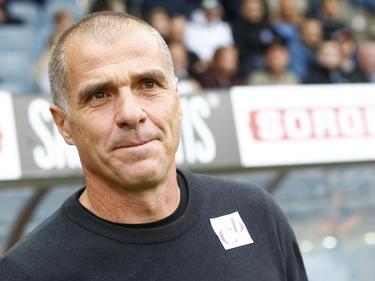 Klaus Schmidt hatte beim Cup-Aus Mitleid mit dem Trainer des Gegners