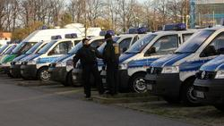 613 Polizisten waren während des Pokalspiels im Einsatz