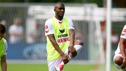 Anthony Modeste steht wieder beim 1. FC Köln unter Vertrag