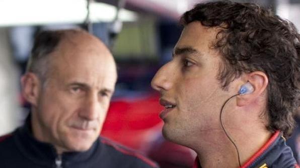 Franz Tost wundert sich über Daniel Ricciardos Wechsel zu Renault