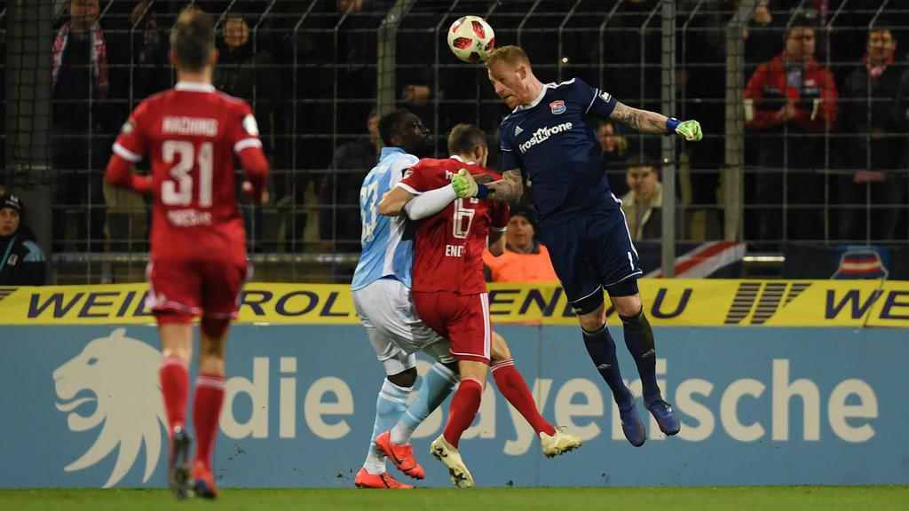 1860 München gewinnt Derby gegen SpVgg Unterhaching