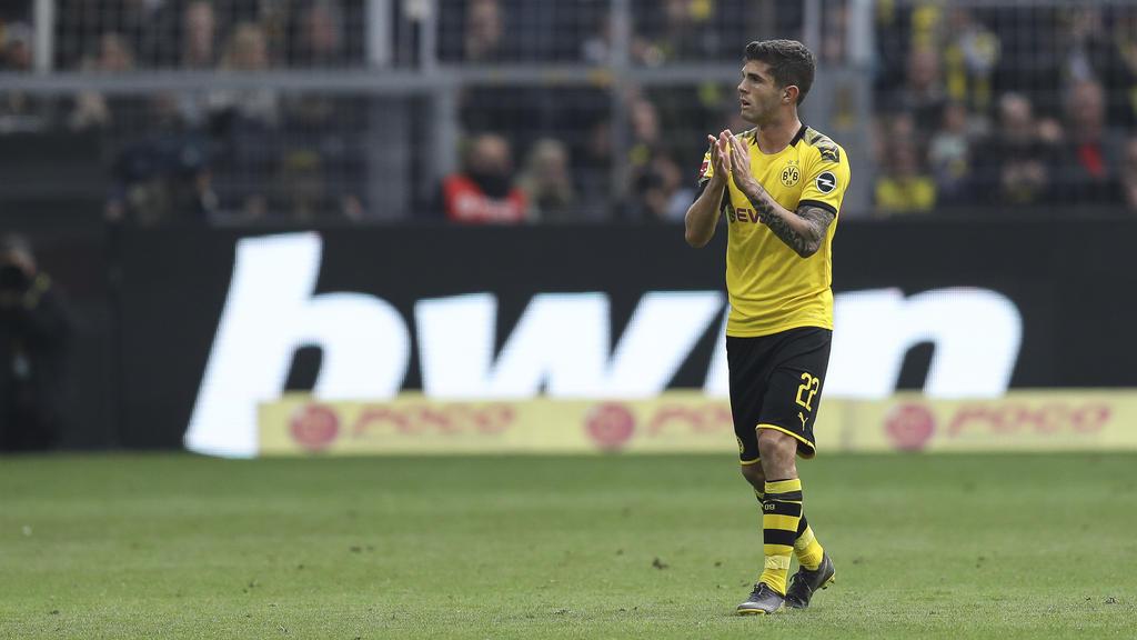 Christian Pulisic verlässt den BVB im Sommer und wechselt zum FC Chelsea