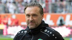 Darf er bleiben?96-Trainer Thomas Doll erhält Rückendeckung von Fortuna-Trainer Funkel