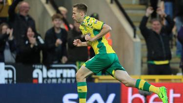 Marco Stiepermann bleibt Norwich erhalten