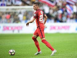 Julian Draxler gewann gleich in seinem ersten Jahr bei PSG einen Titel