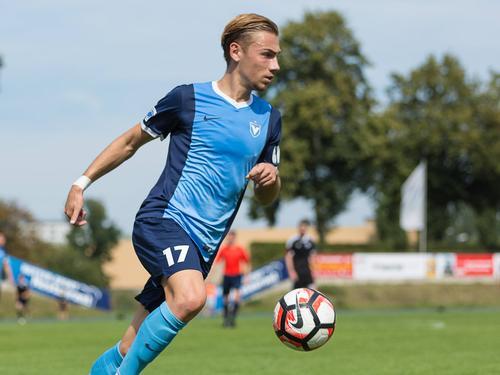 Der VfR Aalen hat Mattia Trianni verpflichtet