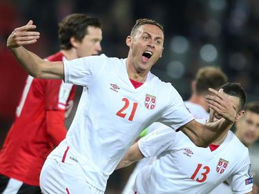 El conjunto serbio es otra de las selecciones que viajarán a Rusia. (Foto: Getty)