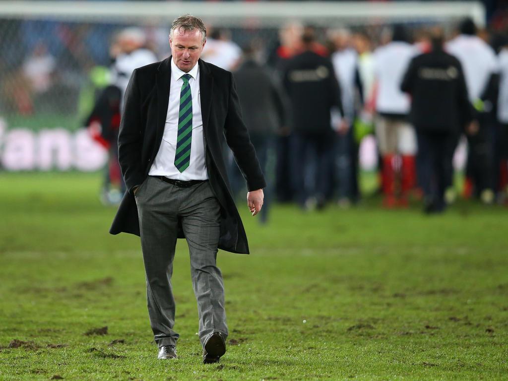 Michael O'Neill bleibt Trainer in Nordirland