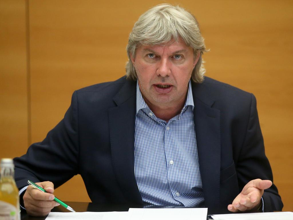 Ronny Zimmermann hat die Kritik an den Spielen gegen Chinas U20 zurückgewiesen