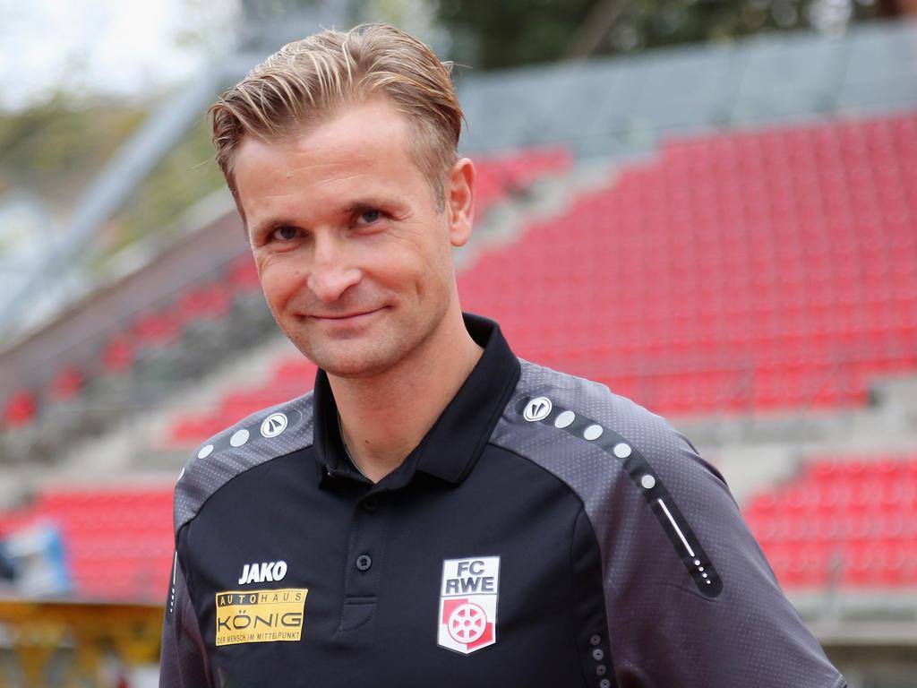 David Bergner trainiert künftig den Chemnitzer FC
