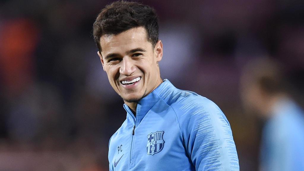 Coutinho ist nun offiziell Münchner