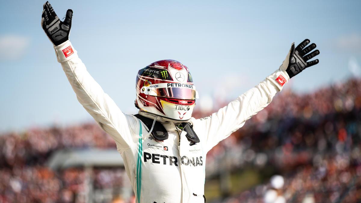 Lewis Hamilton kann 2019 seinen sechsten WM-Titel holen
