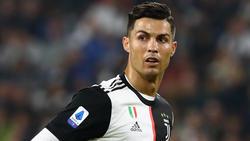 Cristiano Ronaldo traf am Samstagabend erneut