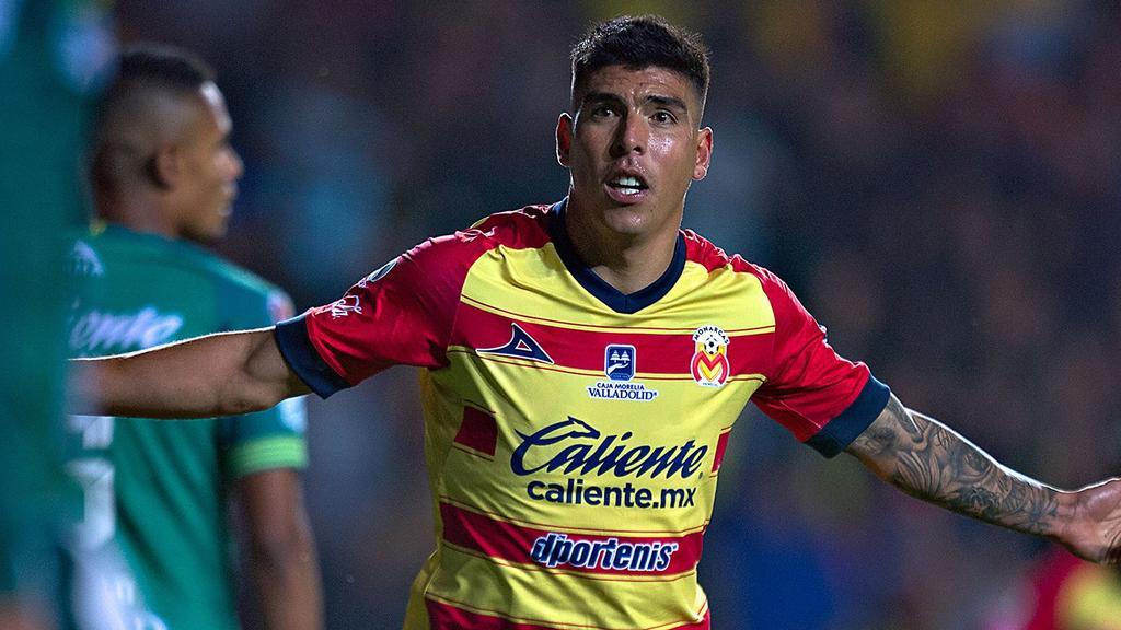 Luis Mendoza rescató el empate en el minuto 90+12.