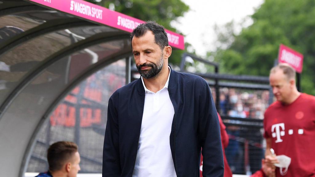 Hasan Salihamidzic verantwortet als Sportvorstand die Transfers beim FC Bayern