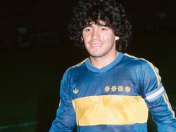 Maradona sigue en el recuerdo de los argentinos.