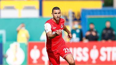 Hätte beinahe den 1. FC Köln verlassen: Ellyes Skhiri