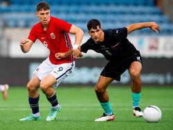 Gegen Norwegen gab es für die ÖFB-Youngsters nichts zu holen