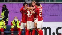 Beim SC Freiburg läuft es derzeit rund