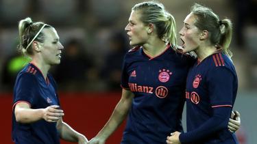 Der FC Bayern ist in der Champions League gefordert