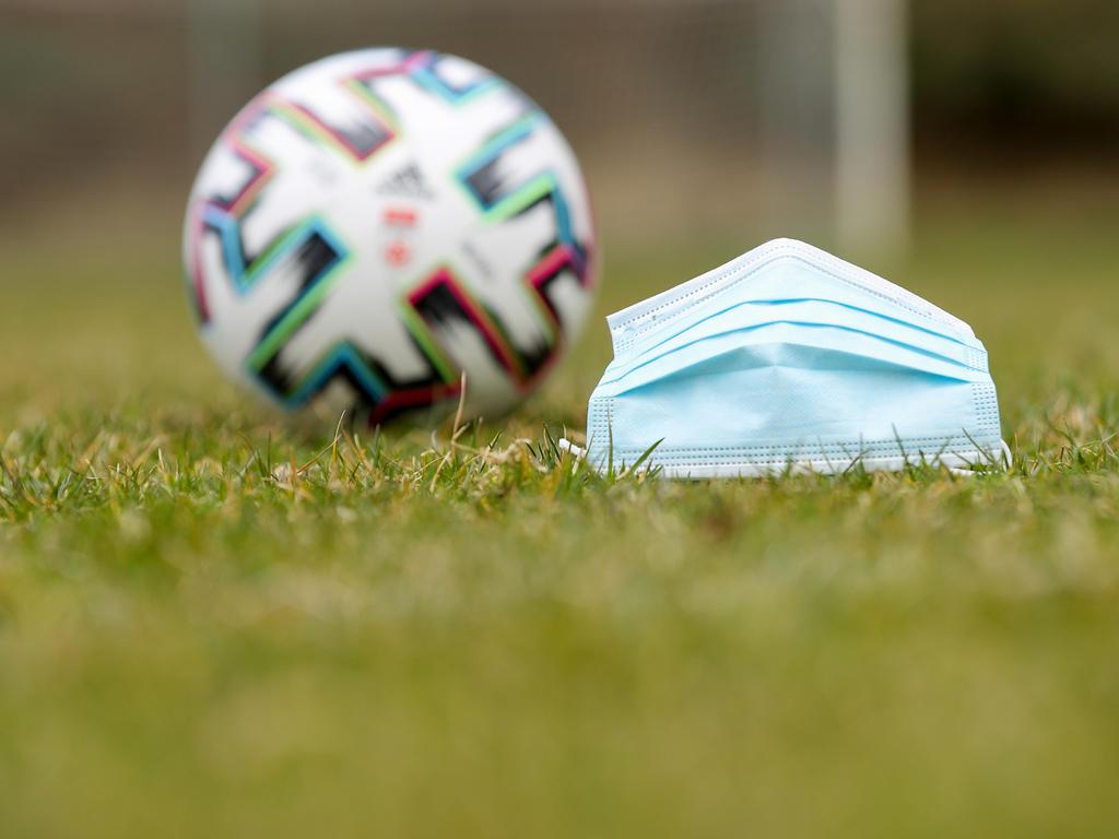 Der Fußball im Schatten der Corona-Krise