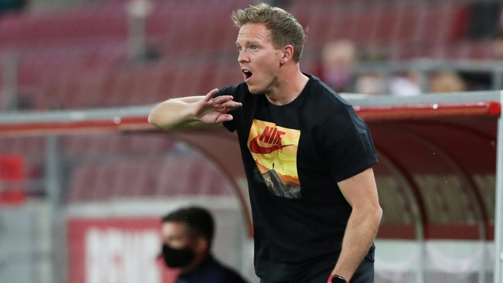 Julian Nagelsmann war bereits 2018 Trainerkandidat bei Real Madrid