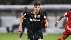 Wohin zieht es Kai Havertz von Bayer Leverkusen?