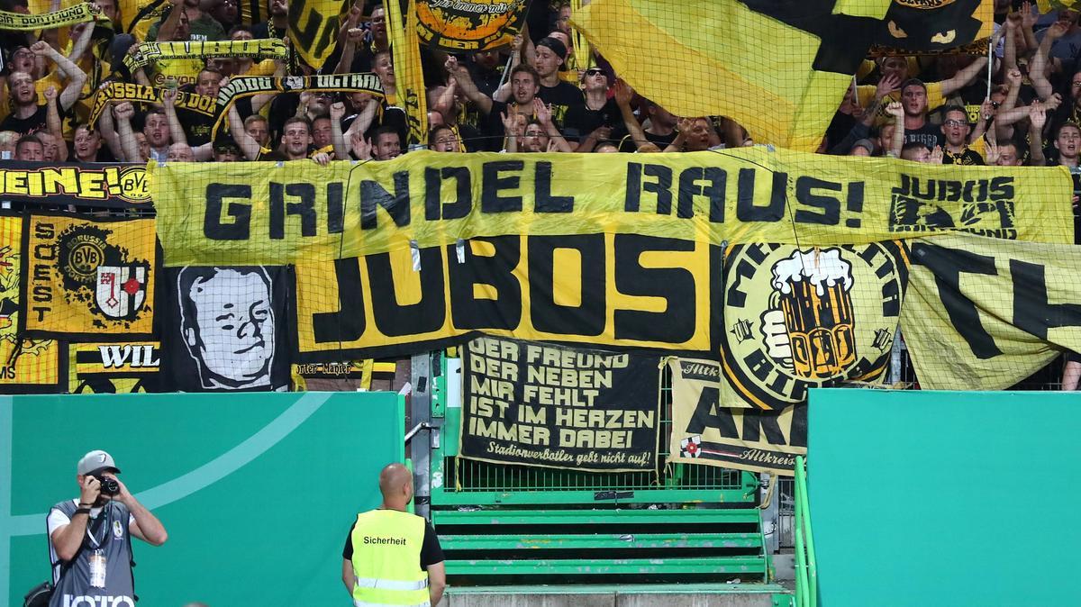 "BVB-Ultragruppe ""Jubos"" offenbar aufgelöst"
