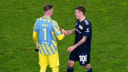Max Kruse vergab einen Elfmeter beim Sieg gegen den 1. FC Köln