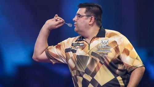 Underdog José de Sousa hat den Grand Slam of Darts gewonnen
